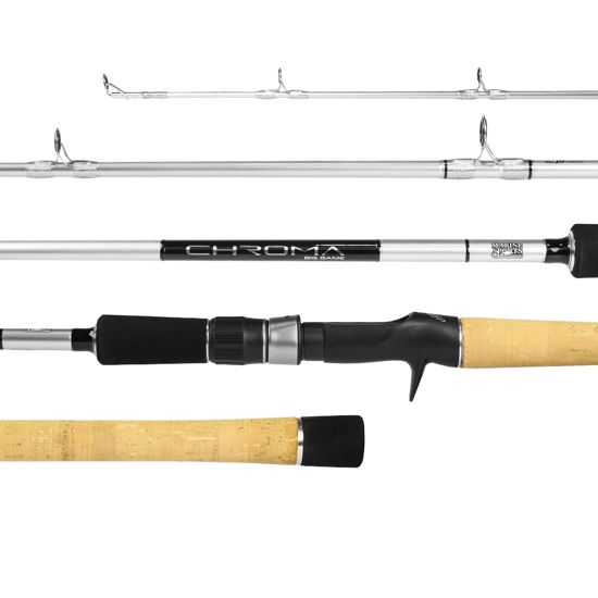 "Chroma Big Game CHRC661H 6'6"" (1,98 Mts) 15-30 Lbs Marine Sports"