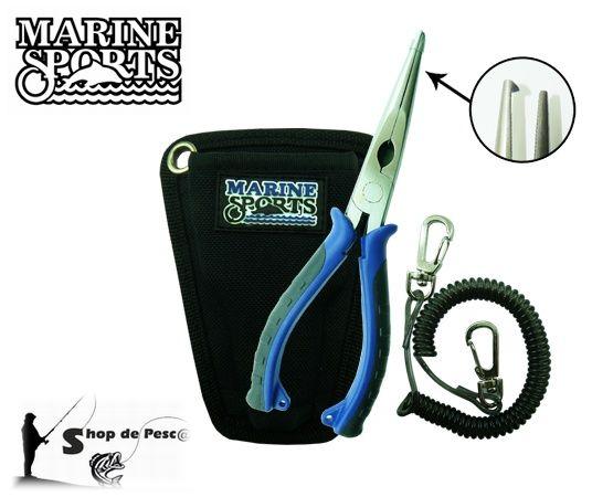 Alicate - Pinza Multifunción Marine Sports con estuche