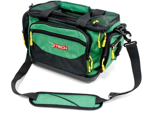 Bolso De Pesca Tech Limited Base Rigida