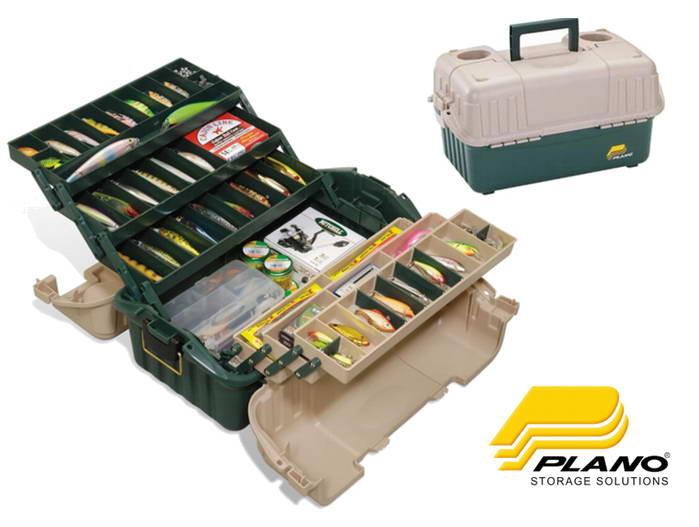 Caja de Pesca Plano Tray Boxes
