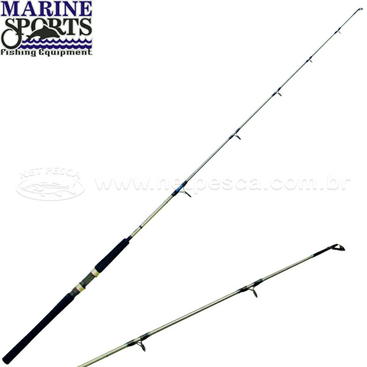 Marine Sports Evolution GT2 MS-C661 H 20-60 Lbs (1,98 Mts)
