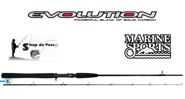Marine Sports Evolution MS-C 561 M 10-20 Lbs (1,68 Mts) 1Tr