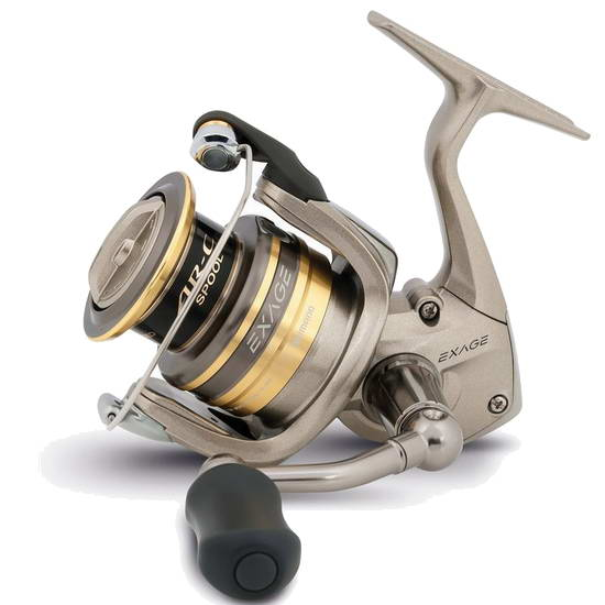 Reel Shimano Exague 2500 FD ( 4 Rulemanes)