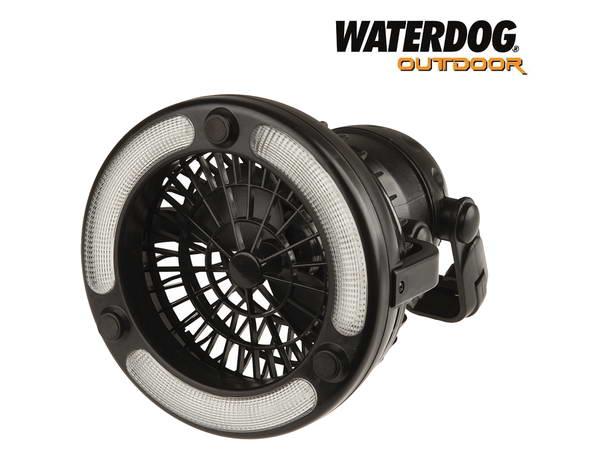 Farol de Camping Waterdog - 2xD - 18 LEDS