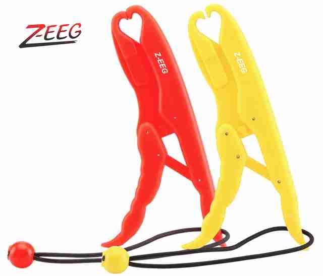 Pinza Grip Plástico Reforzado Z-EEG - Largo 25cm, reforzado.