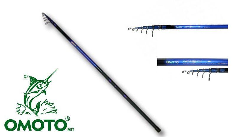 Omoto Enigmatic 430 - Largo 4,30 Mts - 7 Secc -