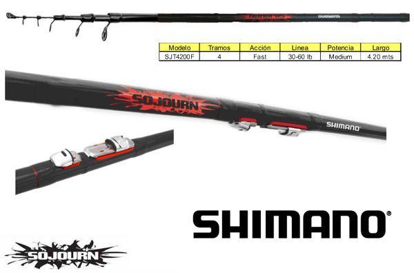 SHIMANO Sojourn Pejerrey 4,20 mts