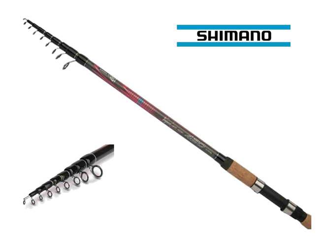 Shimano Vengeance Arte 420 HX - Largo 4,20 Mts -5 Secc - 60-100