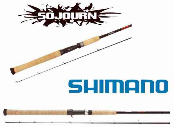 Caña Shimano Sojourn Casting SJCM70HA 2.13 mts 20-50 Libras 1 Tr