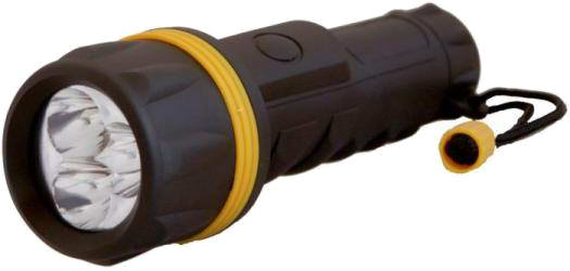 Linterna Spinit Waterproof 3 leds