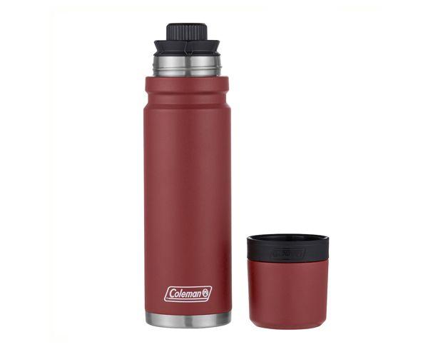 Termo Coleman Acero Inox Matero 1200 ML 360 HRTG Red