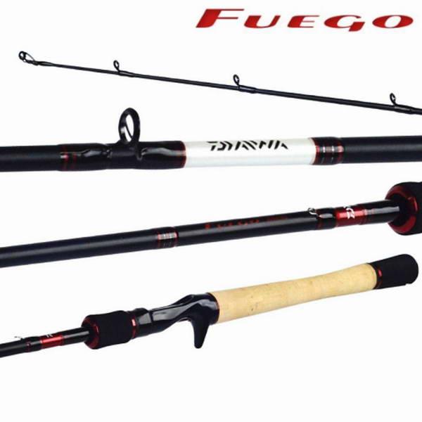 Daiwa Fuego FG651MLXB-BR 1,95 Mts 6-14 Lbs